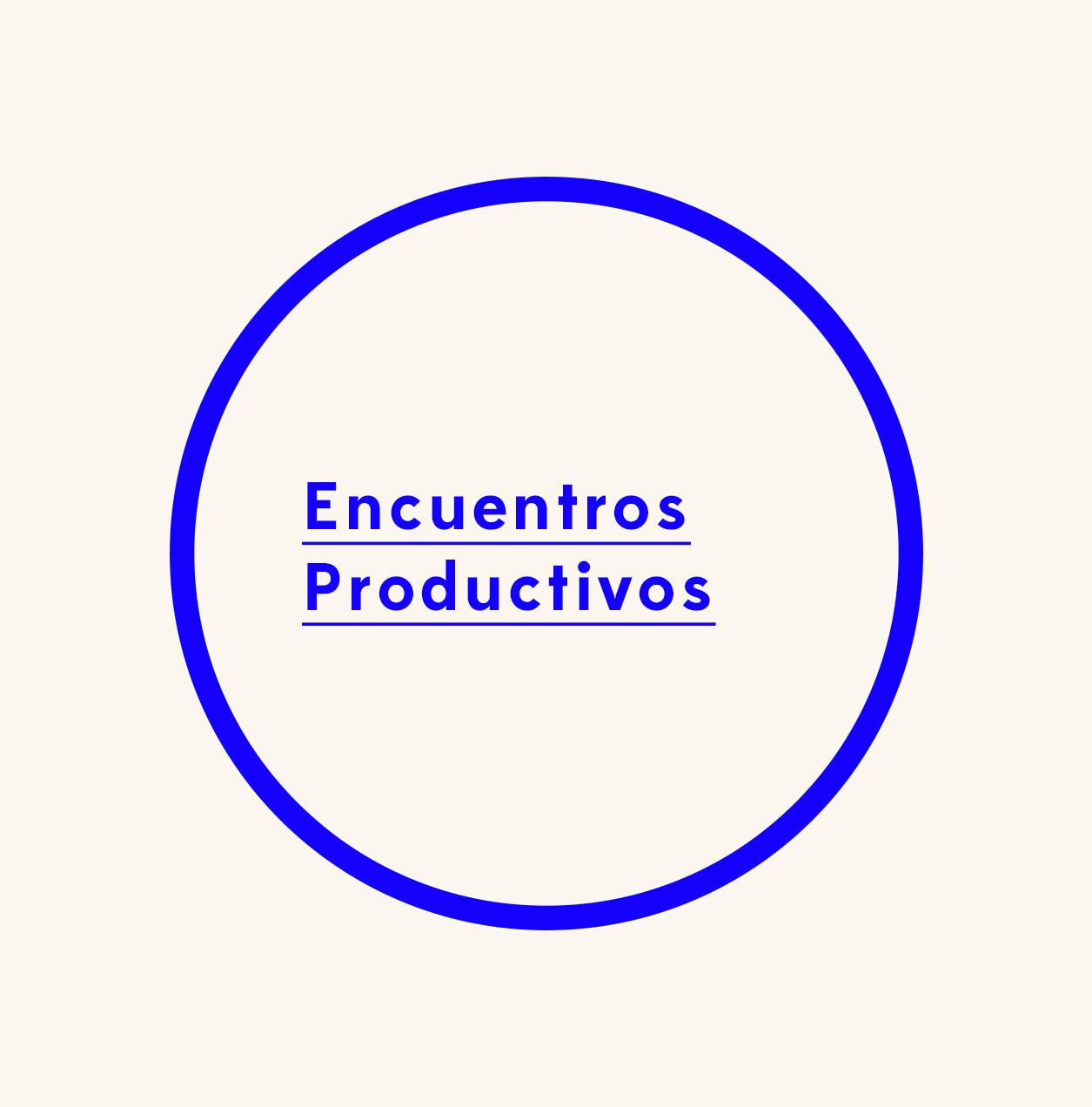 Evento: Encuentros Productivos