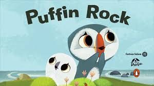 Puffin Rock serie tv 2D