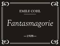 fantasmagorie, corto de dibujos animados Emile Cohl