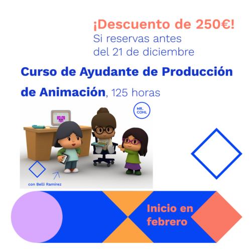 Curso_Ayudante_produccion_Animacion_gestion
